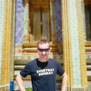 Les temples en Thaïlande